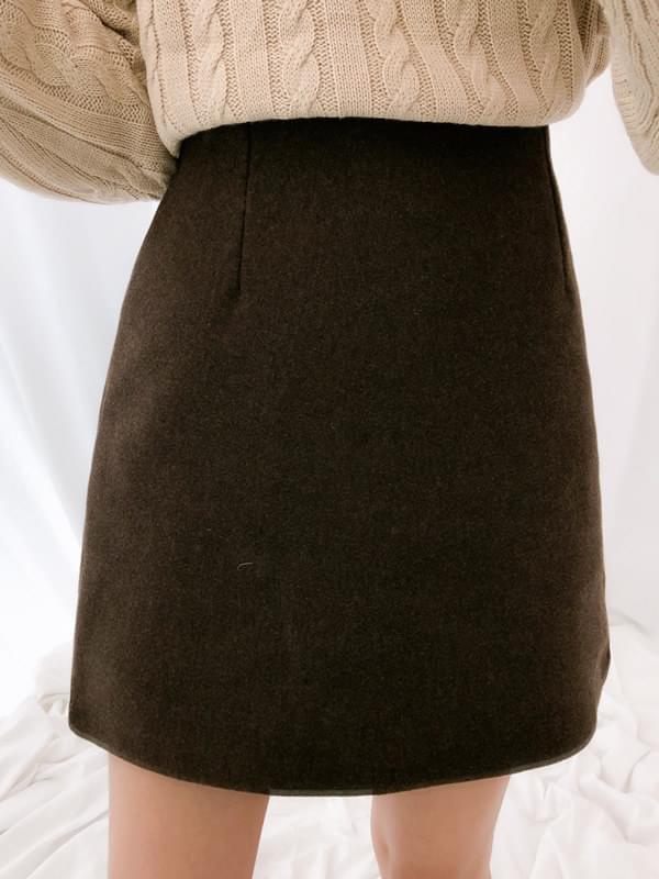 Boca Dot Skirt