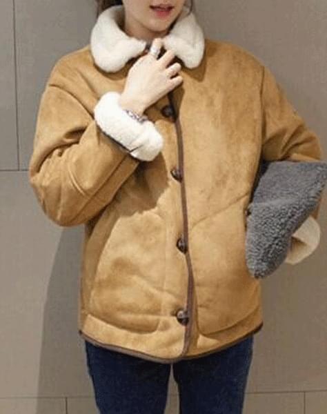 Cupid suede jacket