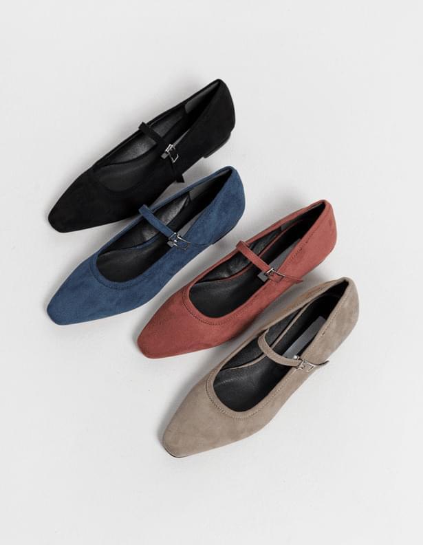 Festive Strap Shoes