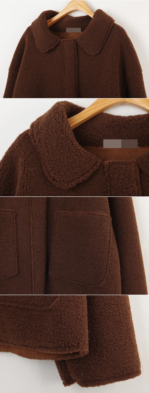 Chocolate Bubble Winter Jacket