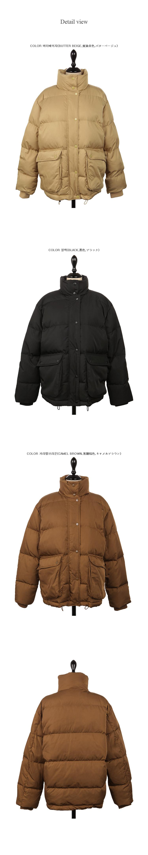 Big pocket down jp