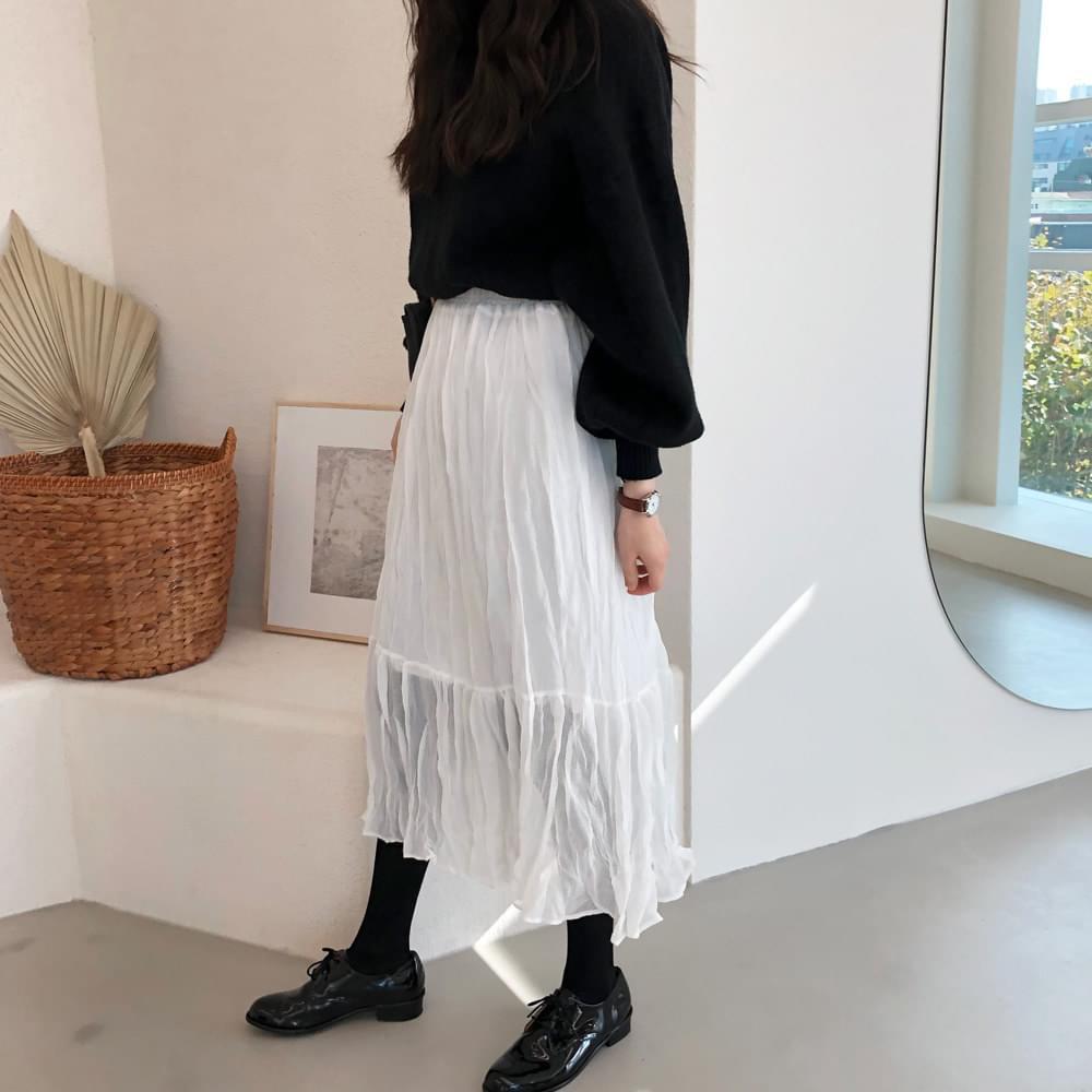 Chiffon Mood Skirt