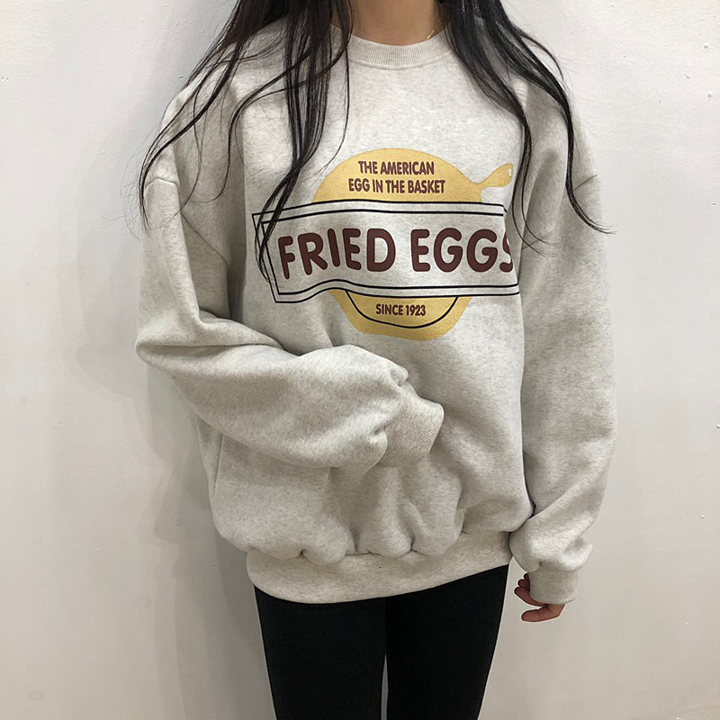 Eggs Naked sweat shirt