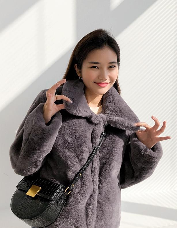 Loft Eco Fur Jacket