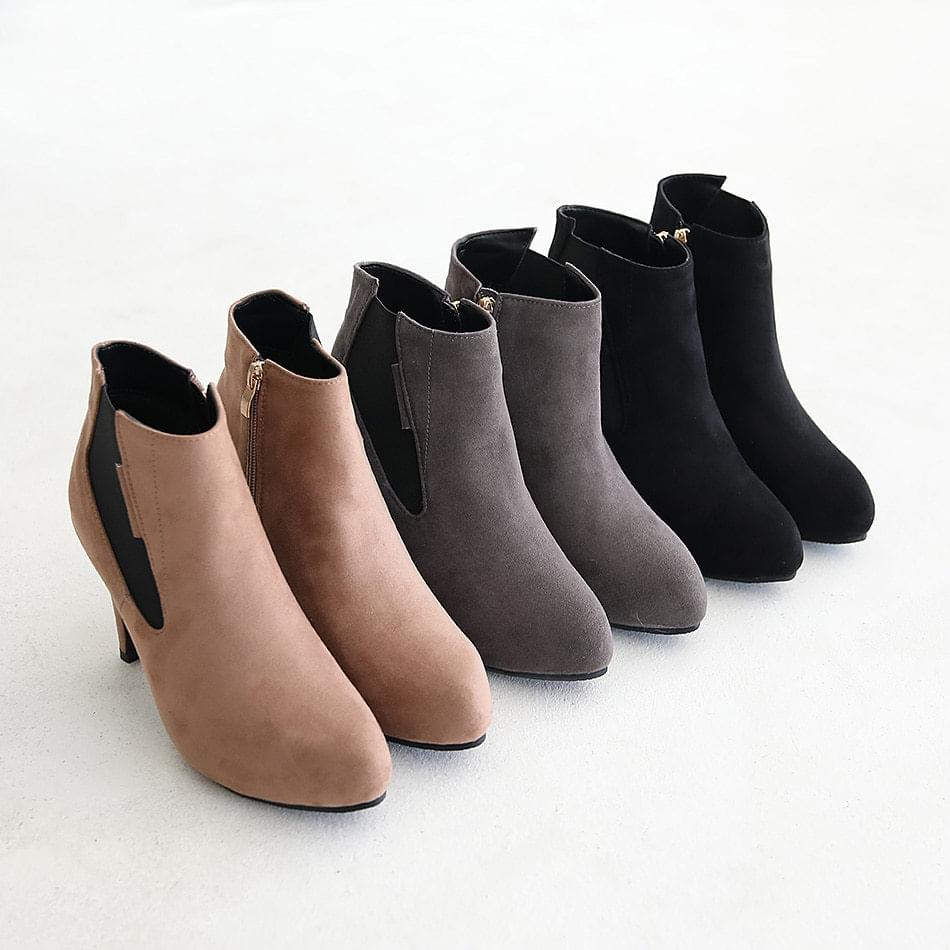 Lucanto Breaking Ankle Boots 8cm