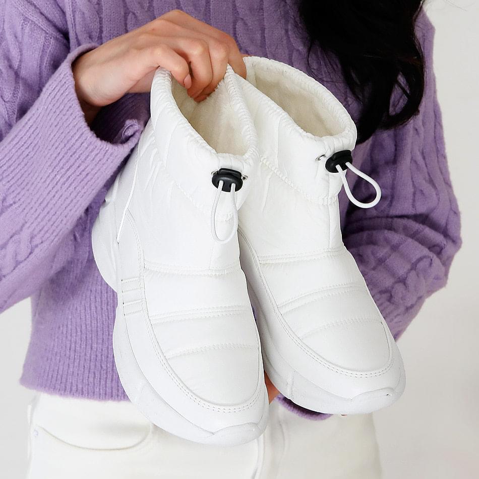 Javea Padded Boots 4cm