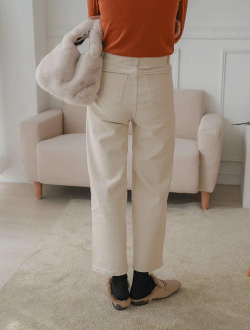 Zero brushed cotton pants _Y
