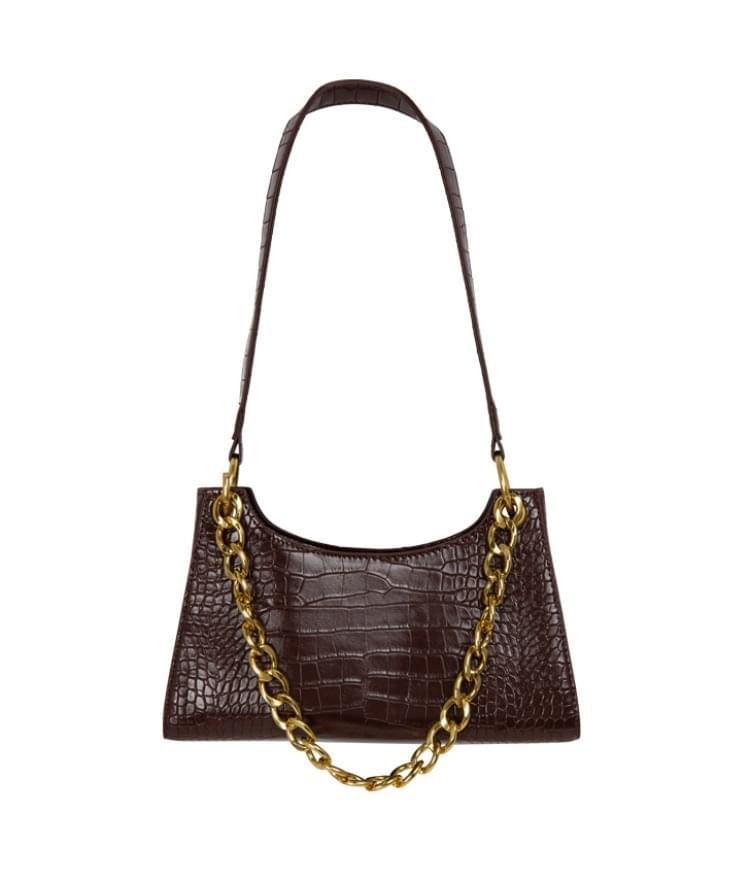 Crocodile Chain Bag 肩背包