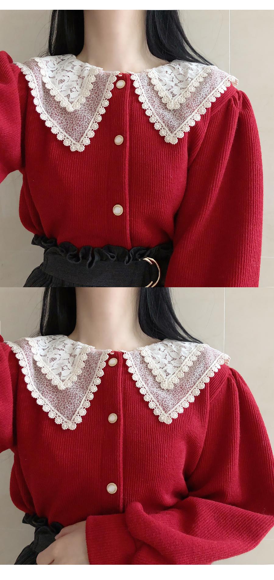 Chris Biccara knit cardigan