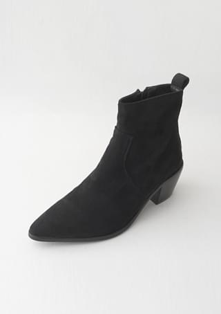 basic western ankle boots