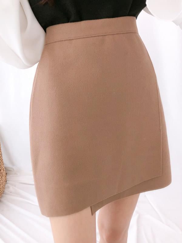 Foam Unfoot Wrap Skirt