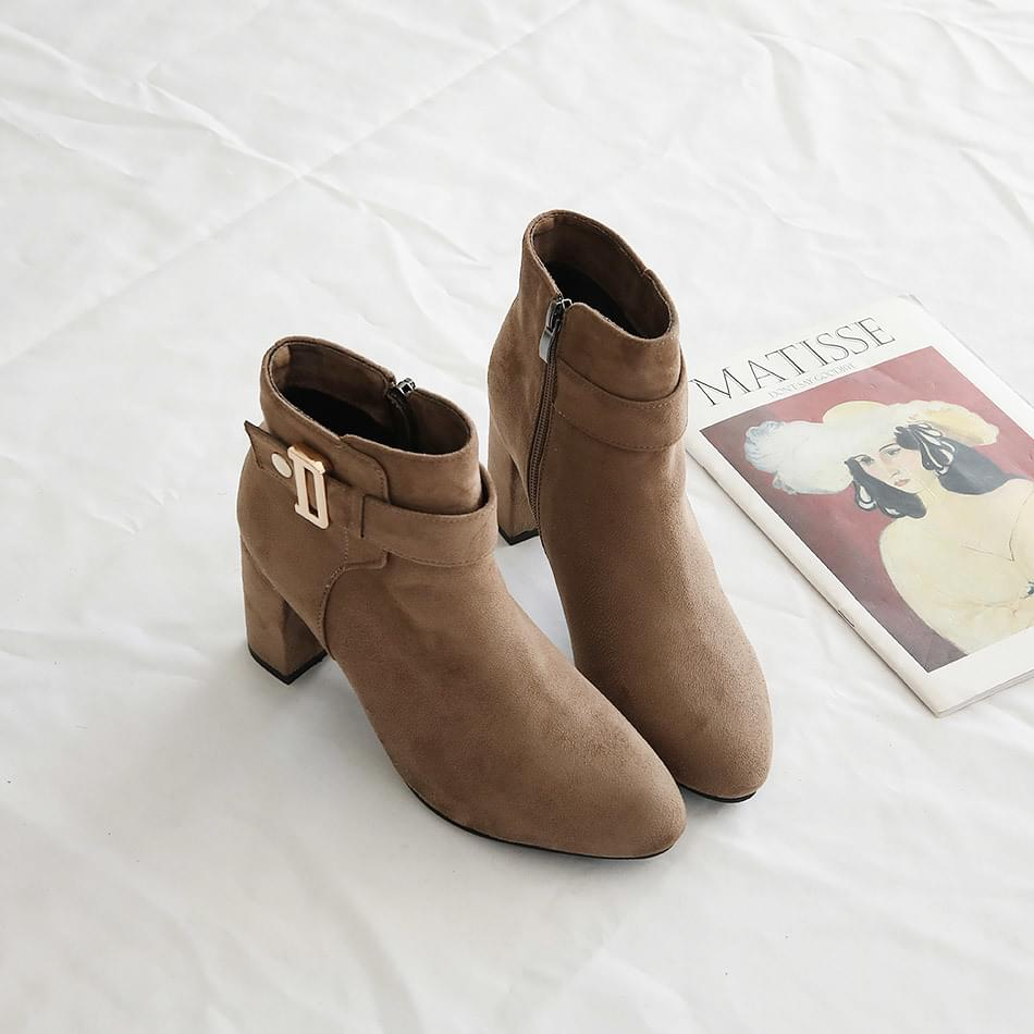 Dieel Ankle Boots 8cm