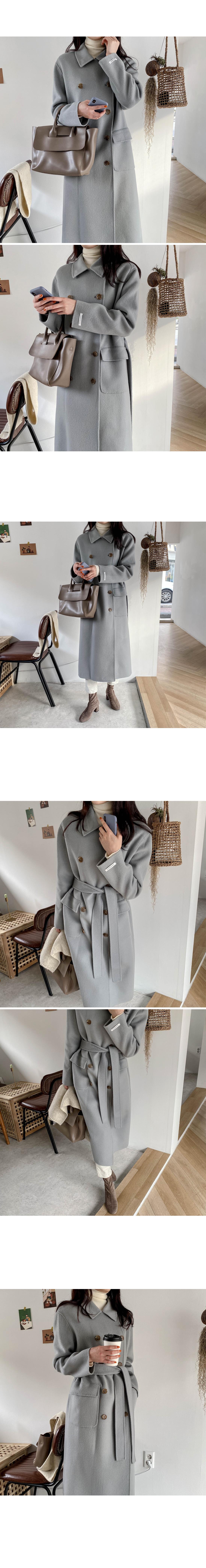 Lost handmade long coat