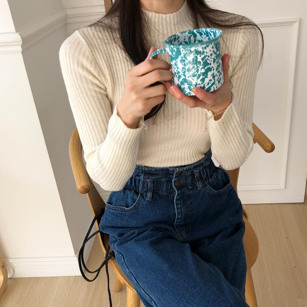 Golgiban polar knit