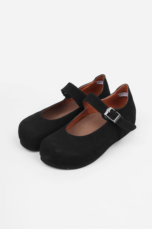 suede classic shoes (2colors)