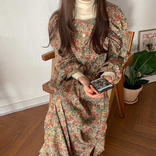Velosh Flower Dress
