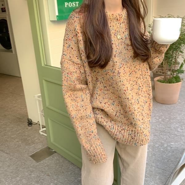 Colormix Wool Knit