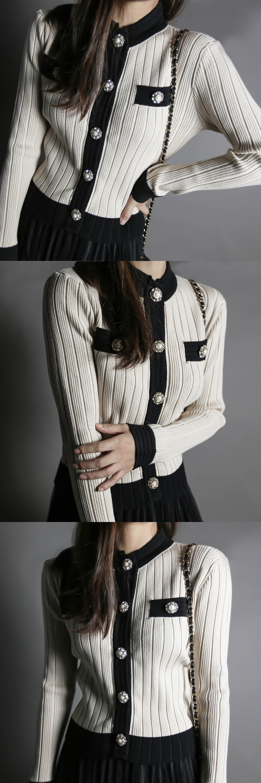 Velvet Line Sasha Pleated Skirt_sk03476