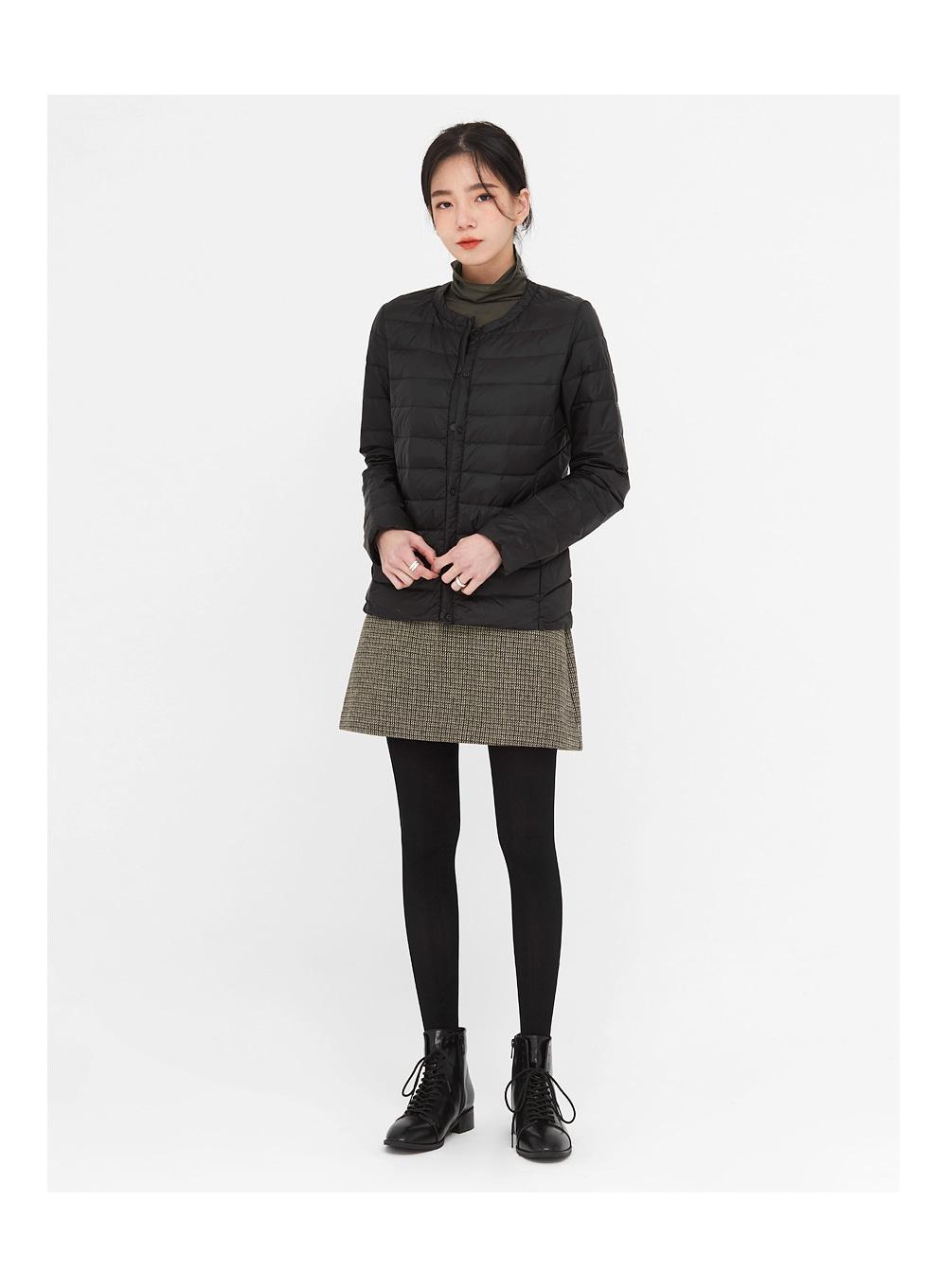 some one wool mini skirts