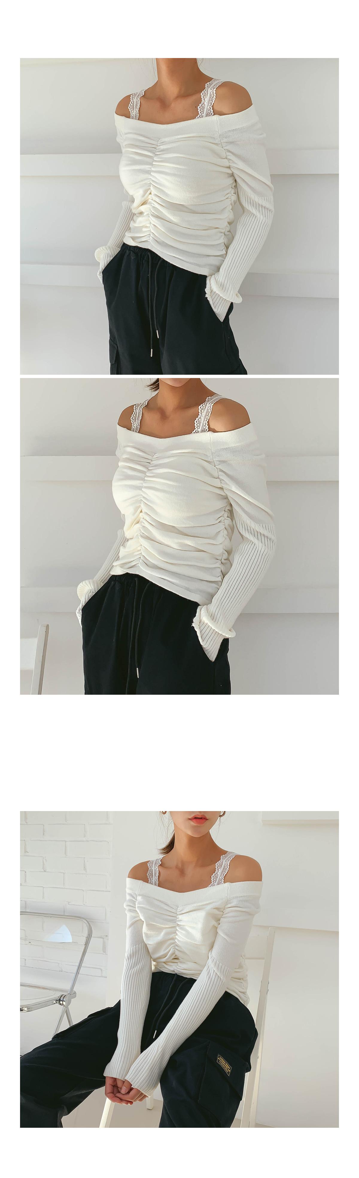 Shirring Emma Goldinit