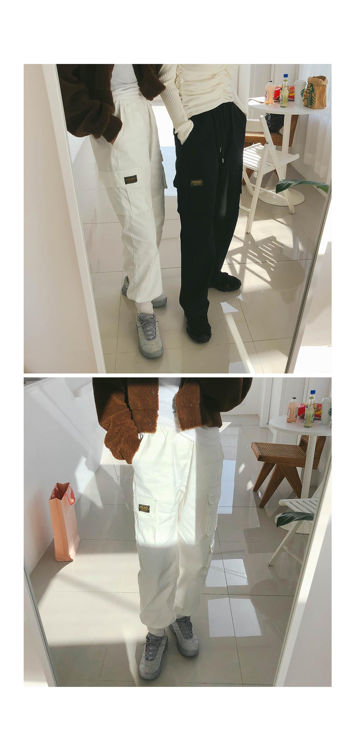 Peach Longdon Cargo Pants
