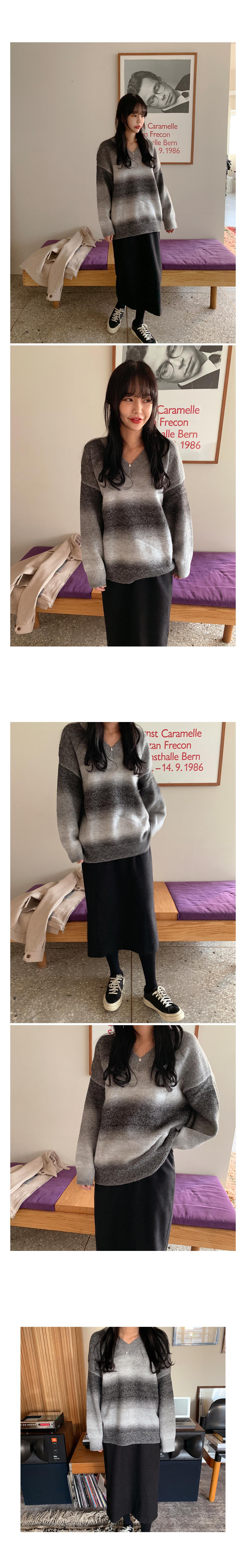 Valve knit