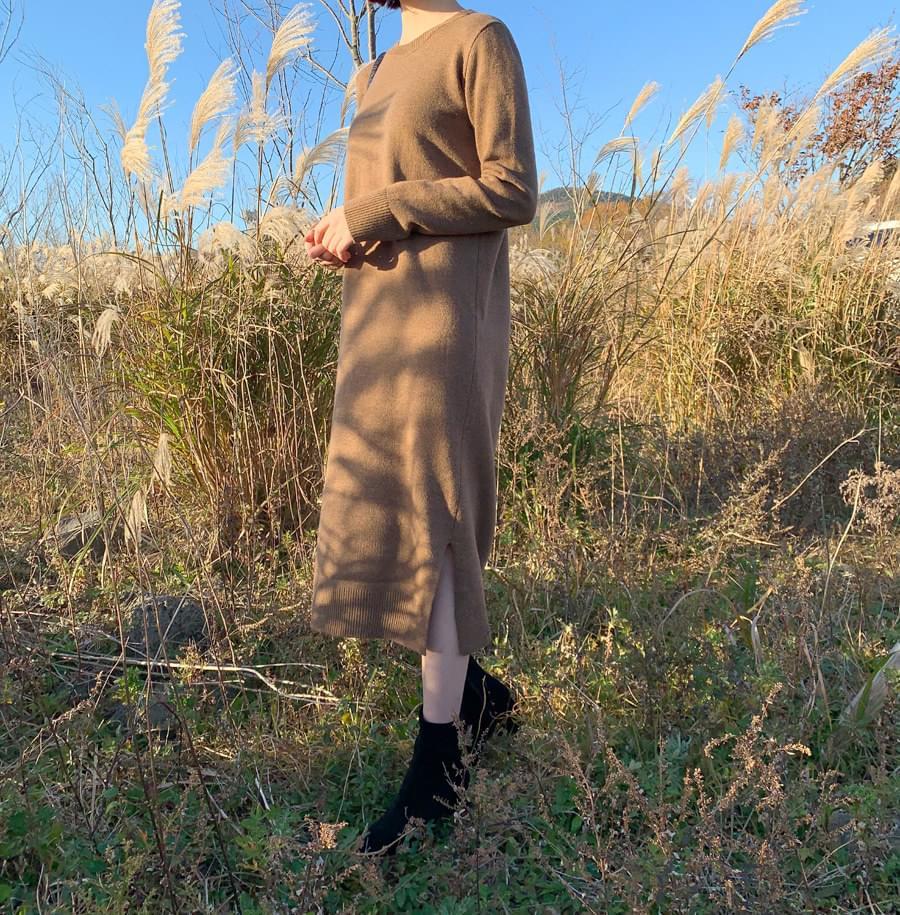 Daily wool dress