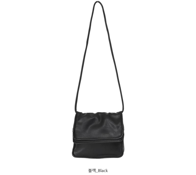Fold cover cross bag_J