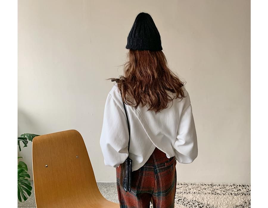 American back slit mtm_A (size : free)