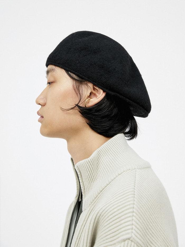 wool hunting cap (2 color)