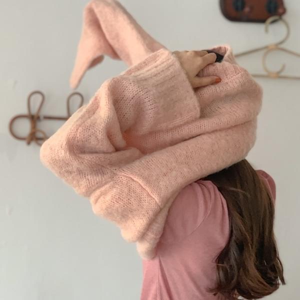 Clinic Mongle Wool Knit