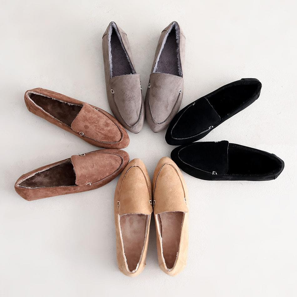 Pepe Tall Height Loafers 2cm