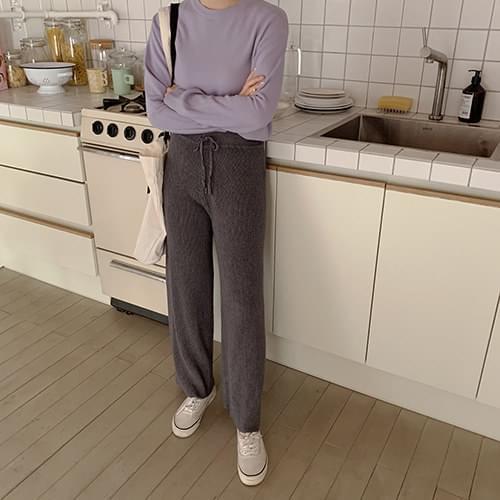Looped pants