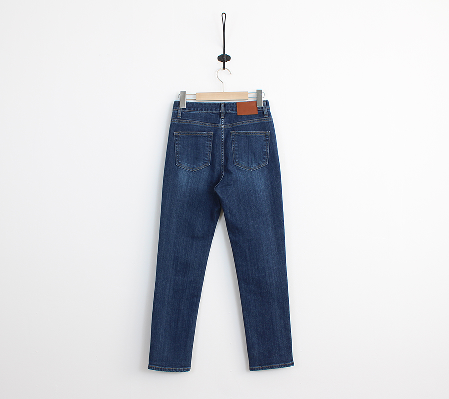 Body slim denim