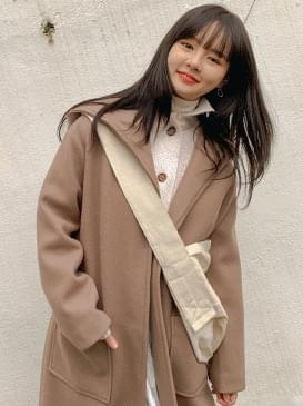 Wendy Hood Long Coat coat