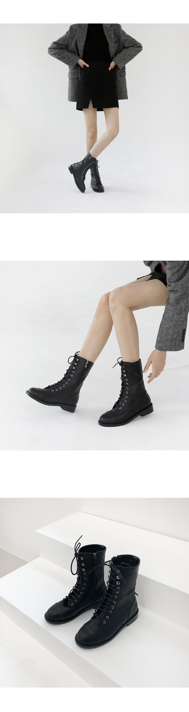Warm toe toe flat walker 3cm