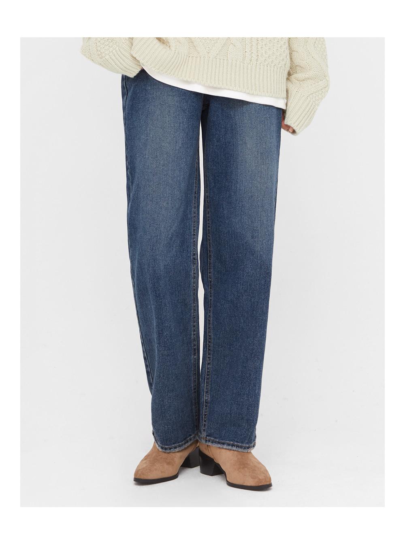 wiz wide denim pants (s, m, l)