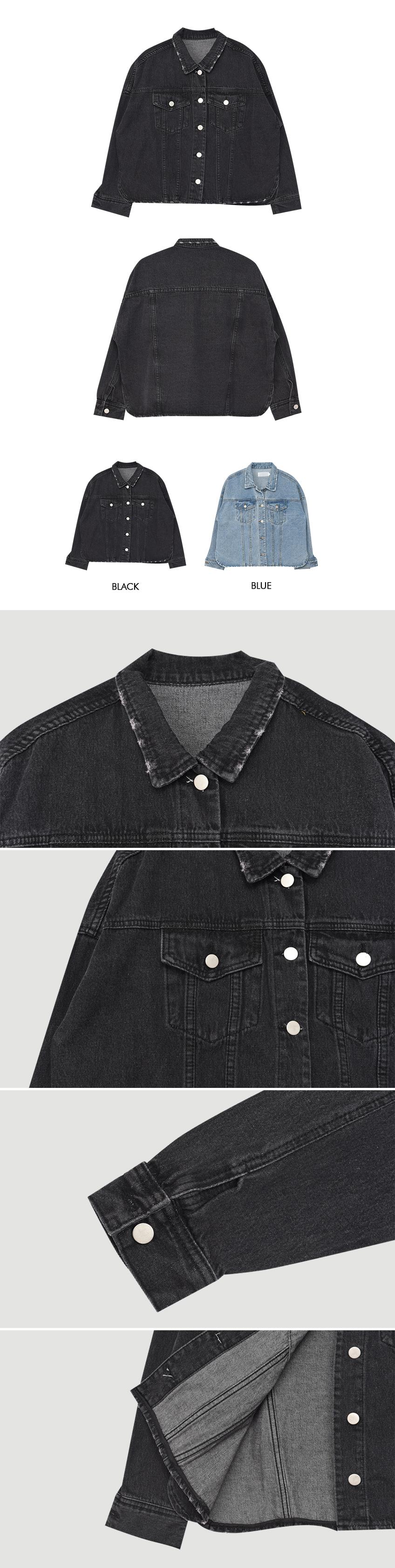 Point Denim Jacket