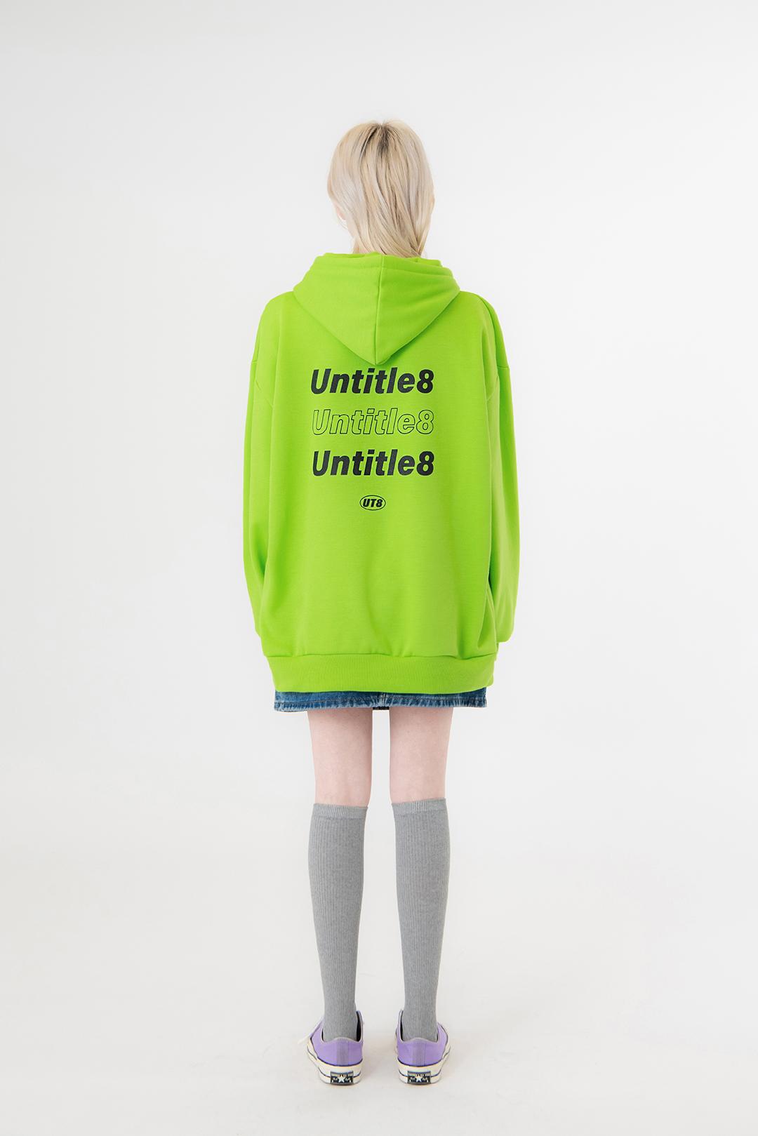 Untitle8 Street Hoodie
