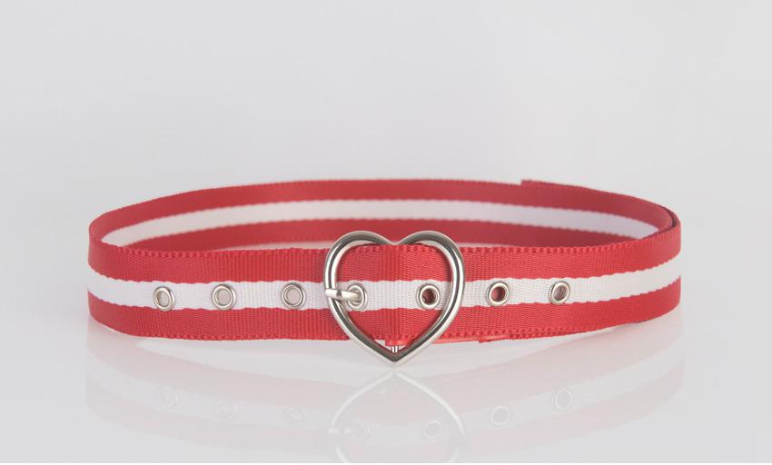 HEART CLUBHeart Buckle Belt