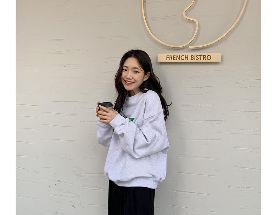 Frieze warm cotton mtm_J (기모) (size : free)