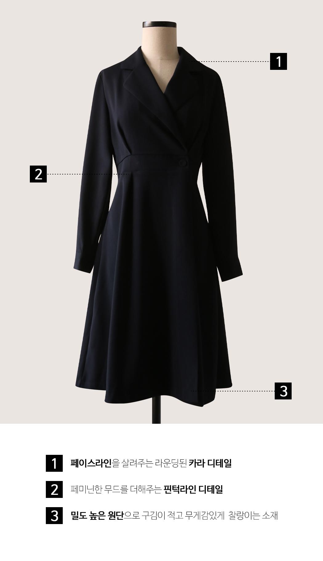 My-littleclassic / Firenze-Lab Dress