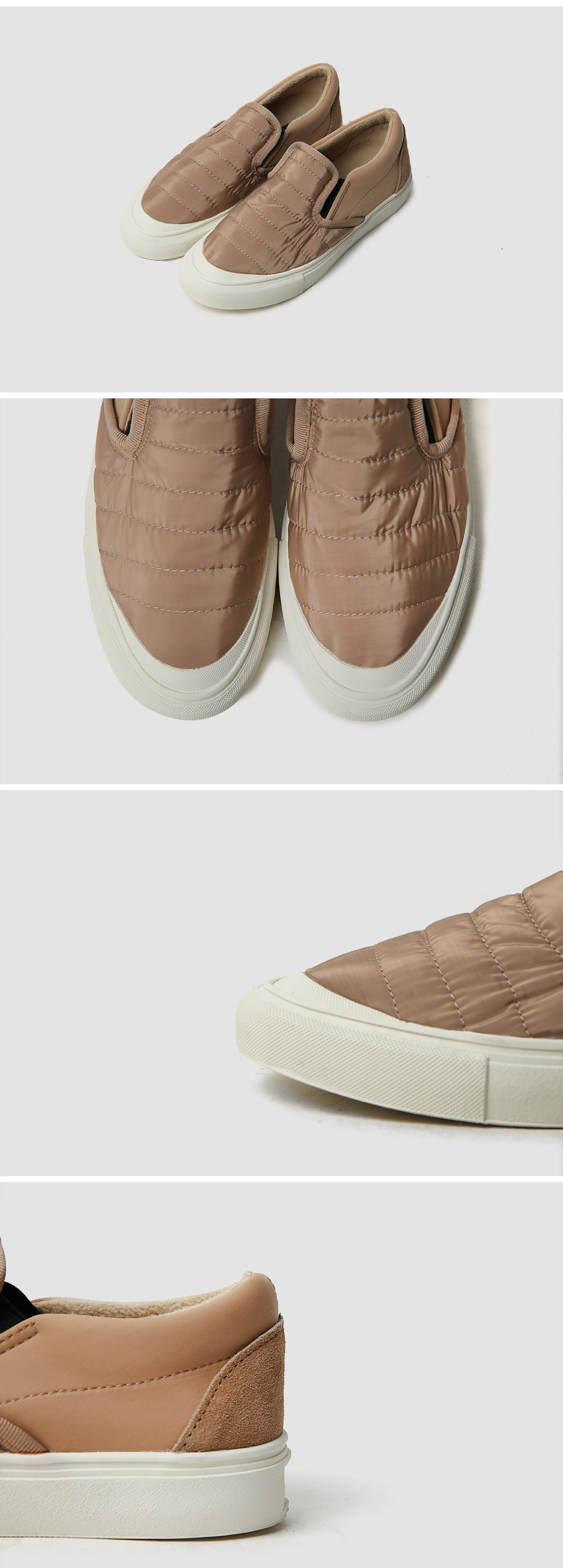 The Way Padded Slip-on 3cm