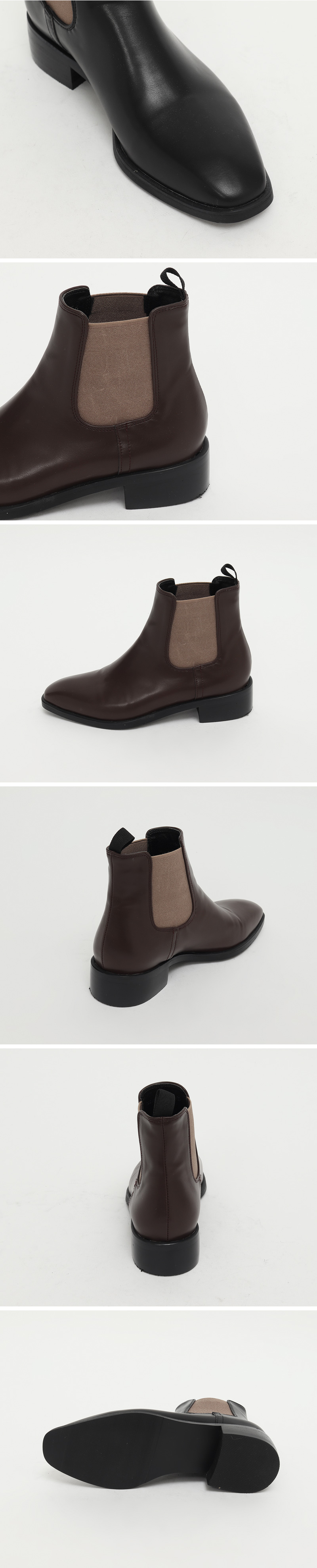Tredi banding ankle boots_C