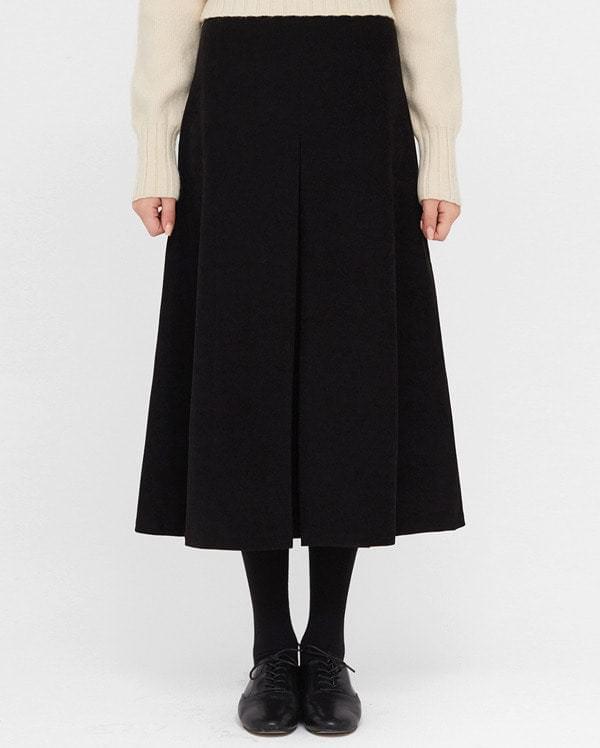 mole cutting line wool skirts