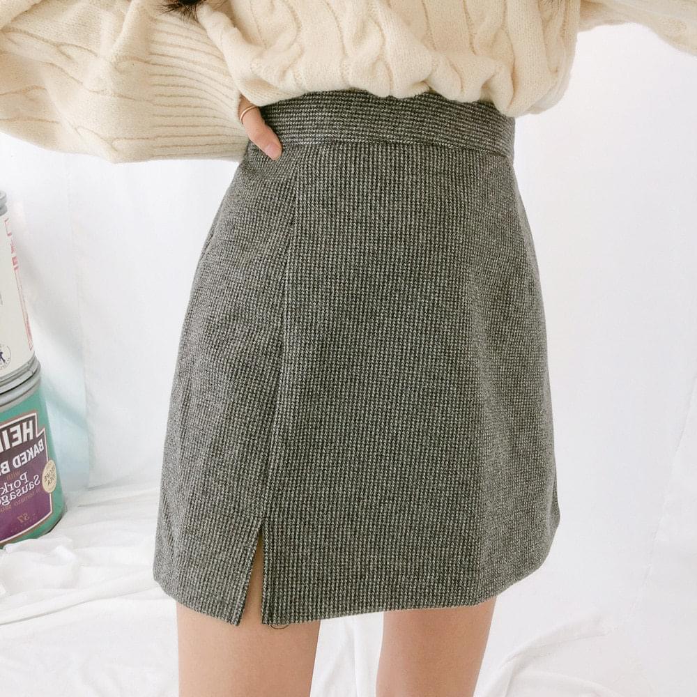 Cook trim skirt