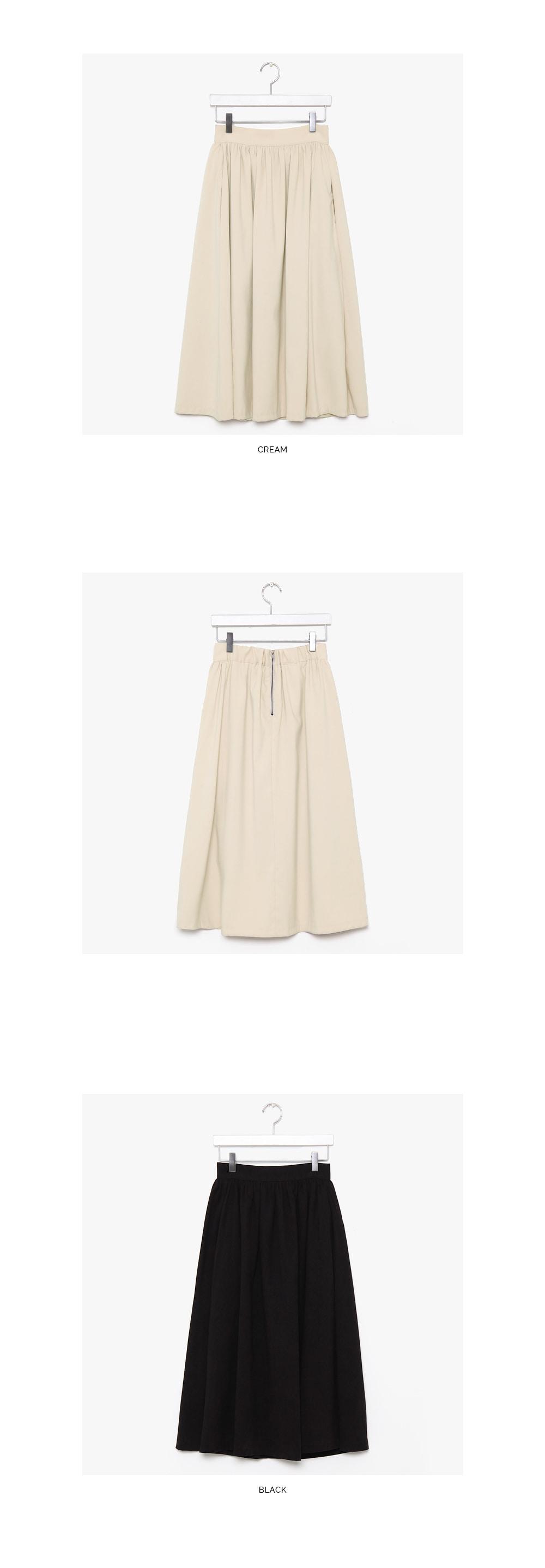 lovely flare midi skirts