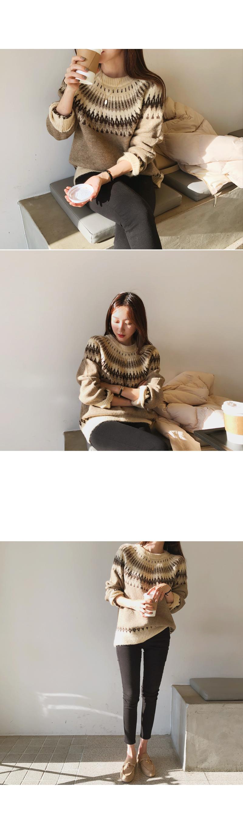 High neck padding jp
