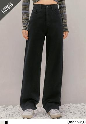 Loose Cotton Pants WITH CELEBRITY_JISOO(BLACKPINK)