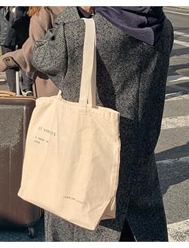 Vincent cotton eco bag_A